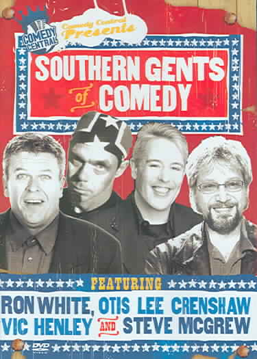 COMEDY CENTRAL PRESENTS:SOUTHERN GENT (DVD)