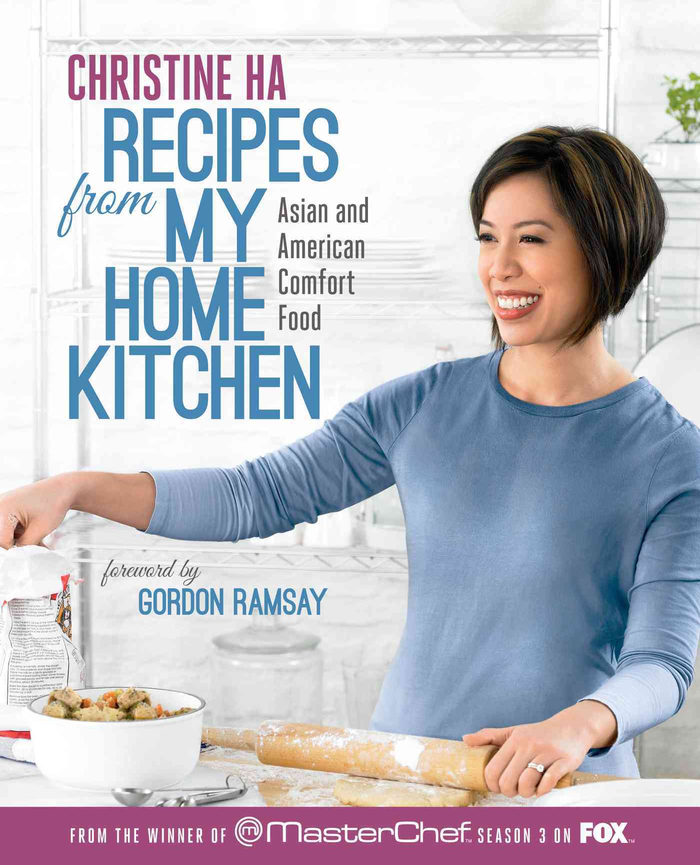 Recipes from My Home Kitchen By Ha, Christine